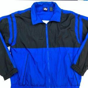 90s USA Olympics Track Suit Size Large Blue Black